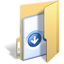 BitTorrent Folder 1 Icon