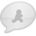 iChat Light AIM Icon