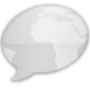 iChat Light World Icon