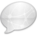 iChat Milk Network Icon