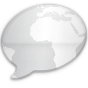 iChat Milk World Icon