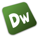 Dreamweaver 128x128 Icon