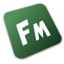 FrameMaker 128x128 Icon