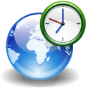 kworldclock Icon
