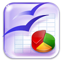 openofficeorg 20 calc Icon