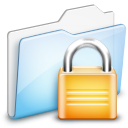 Folder private alternative Icon