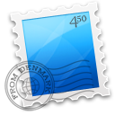 Mail tall Icon