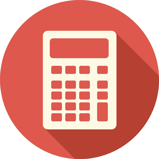 how to use percentage button on windows calculator