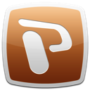 officemilk powerpoint Icon