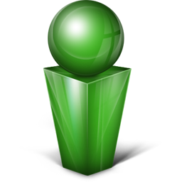Messenger green Icon