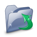 Folder Dossier DL SZ Icon