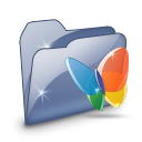 Folder Dossier Msn SZ Icon