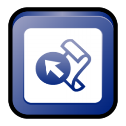 MS Office 2003 Front Page icon free download as PNG and ICO formats