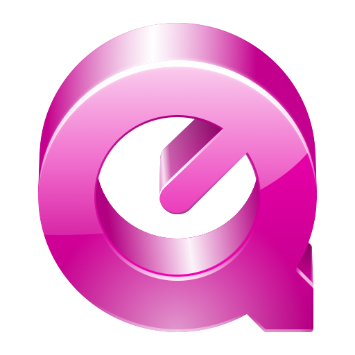 Thick QuickTime 3 Icon