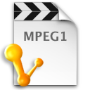 MPEG1 Icon