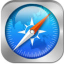 ios7 safari Icon