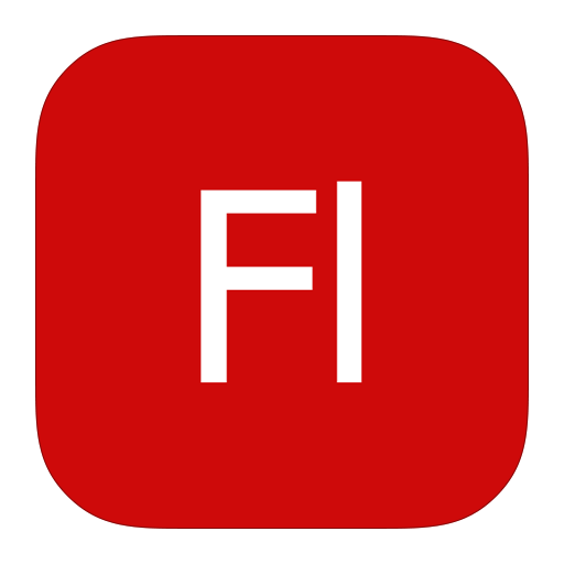 MetroUI Apps Adobe Flash Icon