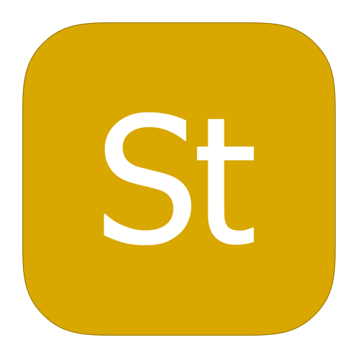 MetroUI Apps Adobe Story Icon