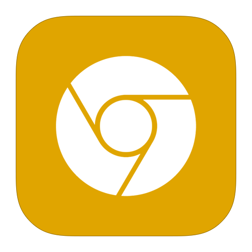 MetroUI Browser Google Canary Icon