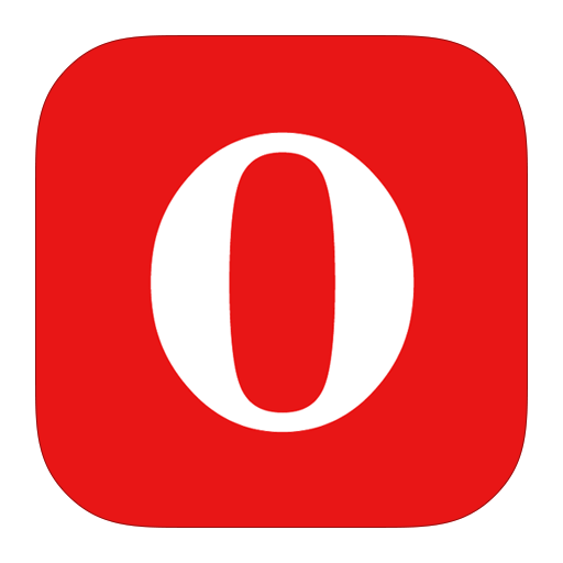 MetroUI Browser Opera icon free download as PNG and ICO ...