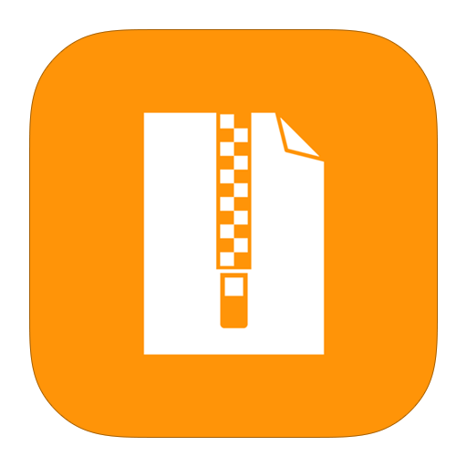 MetroUI Other ZIP Archive icon free download as PNG and ...
