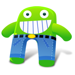 Green Pants Icon