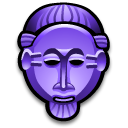 Baule Mask Icon