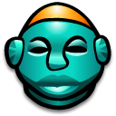 Makonde Mask Icon