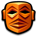 Raratonga Mask Icon