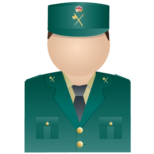 Guardia Civil Uniform Icon