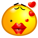 Sweet kiss Icon