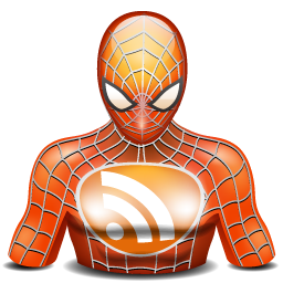 rss spiderman Icon
