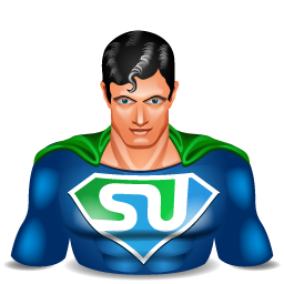 su superman Icon