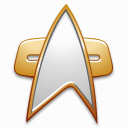 DS9 Voyager Icon