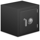 Safe closed Icon