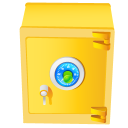 Money Safe Icon