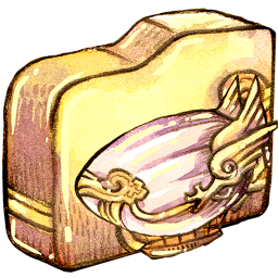 Folder airship Icon