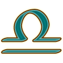 Libra The Scales Icon