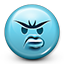 Emoticon Disappointed Icon