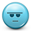 Emoticon Sad Icon