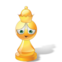 Queen Chess Icon