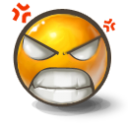 Pissed off Icon