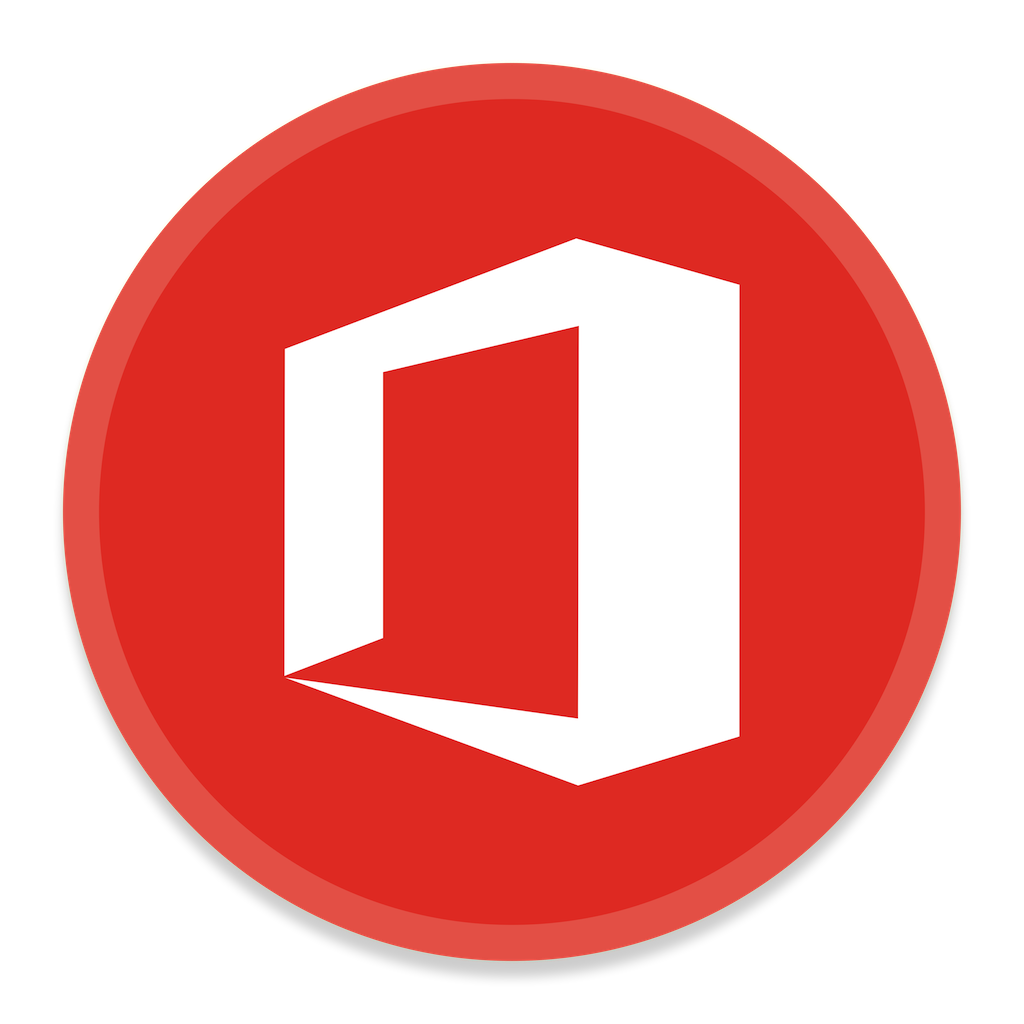 Microsoft Office icon free download as PNG and ICO formats ...