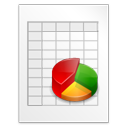 spreadsheet document Icon