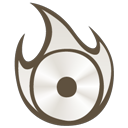 Software Burn Icon