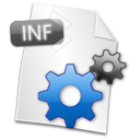 Filetype INF Icon