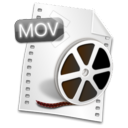 Filetype MOV Icon