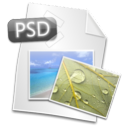Filetype PSD Icon