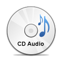 CD Audio copy Icon