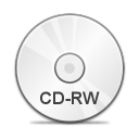 CD RW2 copy Icon